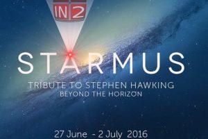 E2IN2, la empresa española que patrocina Starmus Festival 2016
