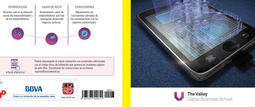 E2IN2 colabora en la difusión de casos de éxito de startups españolas